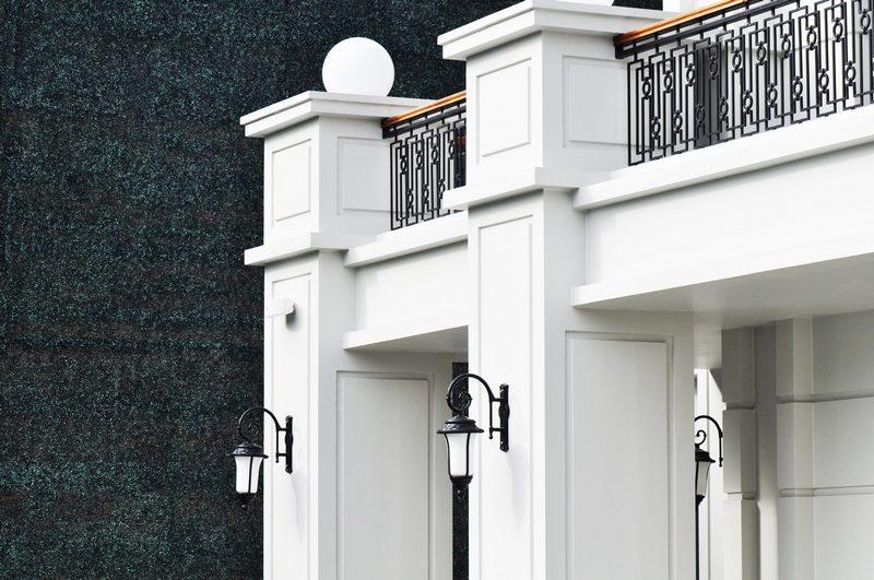 GRC-Prekast Acarkent Villa 3
