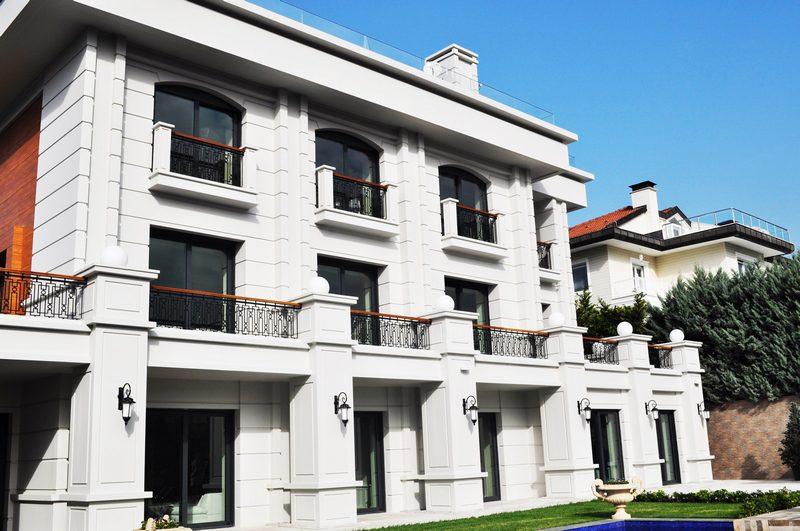 GRC-Prekast Acarkent Villa 2