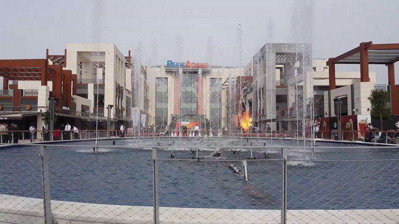 GRC-Prekast Adana Park AVM 1