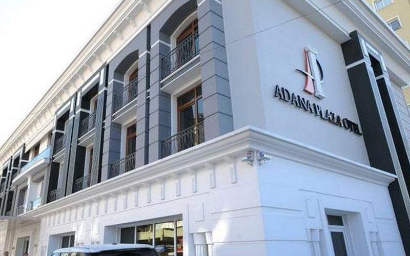 GRC-Prekast Adana Park Otel 1