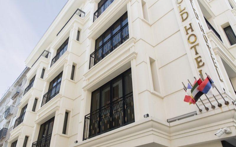 GRC-PREKAST APRİLİS GOLD HOTEL 1